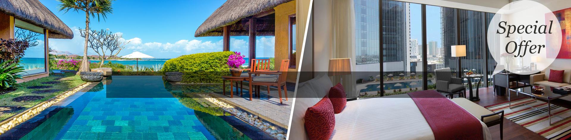 入住欧贝罗伊毛里求斯酒店,获取免费大礼 入住迪拜欧贝罗伊酒店