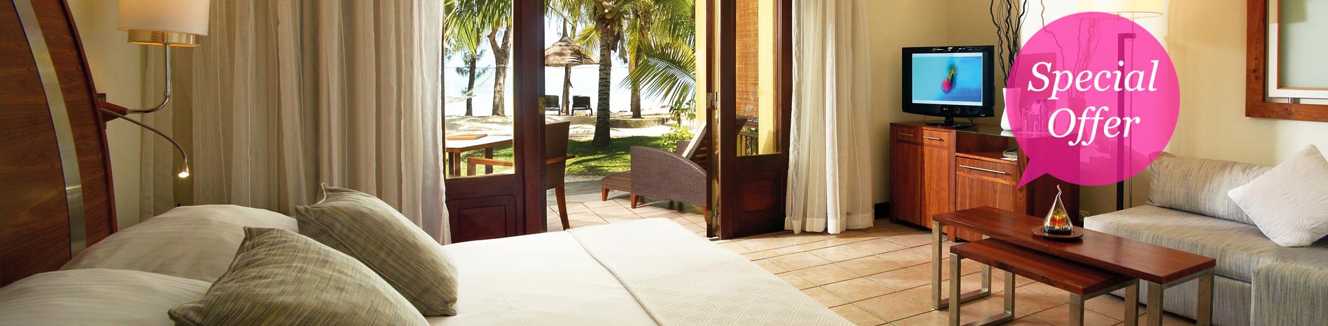 Get 30% DISCOUNT in a 4 & 5 star Hotel in Mauritius